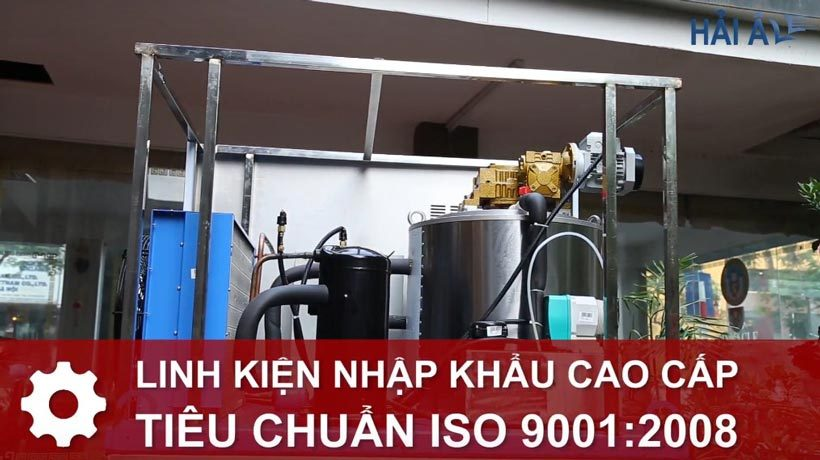 Linh kiện HAV 600 nhập khẩu từ các nước có nền công nghiệp phát triển