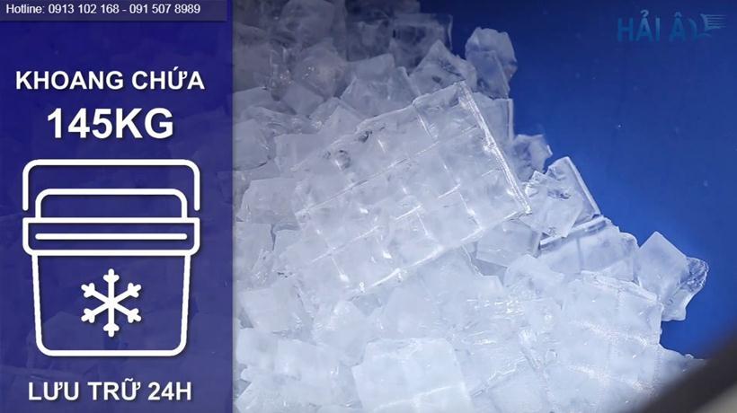 Thùng chứa của máy làm đá HA 180