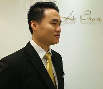 Anh Hoàng Anh Tuấn – Quản lý hệ thống cửa hàng La Cowr