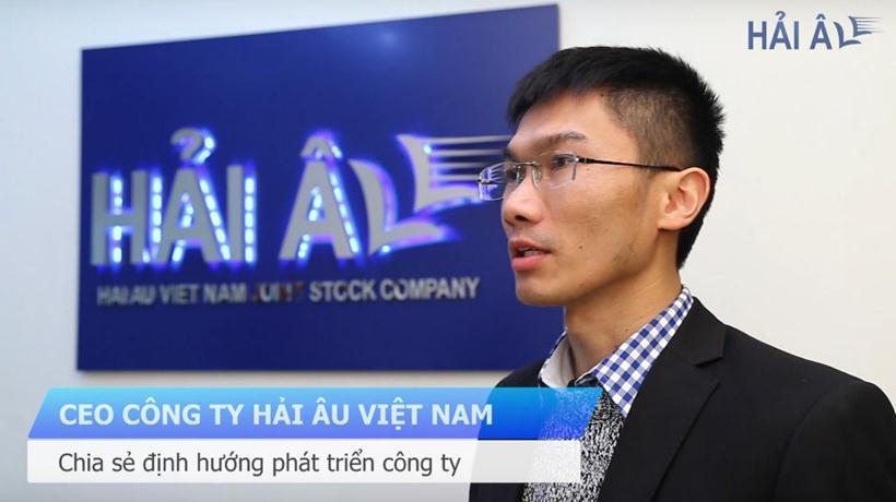 CEO Nguyễn Hồng Quân chia sẻ định hướng phát triển công ty