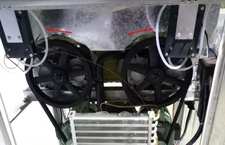 Dây cấp khí tươi cho máy làm kem Hải Âu – HAK 635