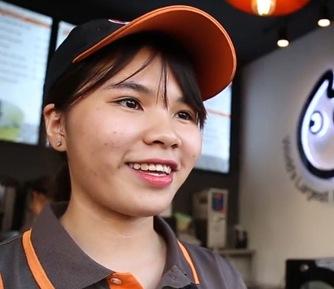 Chị Minh Anh – Quản lý hệ thống Trà Sữa Coco Fresh Tea