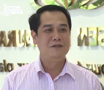 Anh Đỗ Minh Hiếu – Quản lý nhà hàng Hương Sen