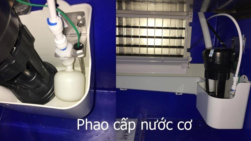 Phao cấp nước điện từ của máy làm đá Hải Âu