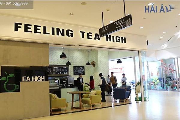 Feeling Tea High