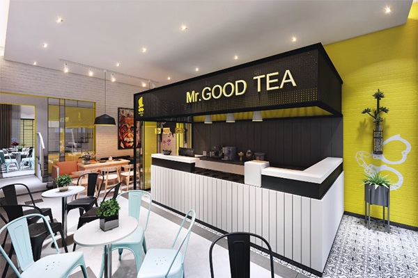 Mr Good Tea