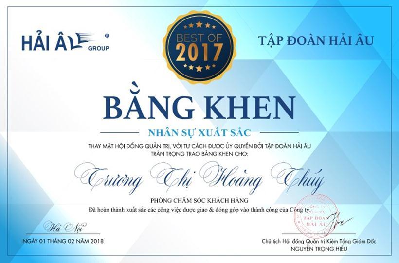 bang khen thuy
