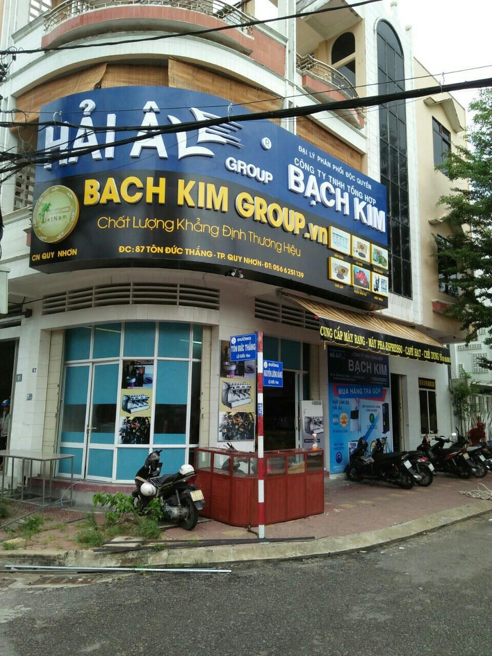 Đại Lý Hải Âu Group tại Thành phố Quy Nhơn - Bình Định
