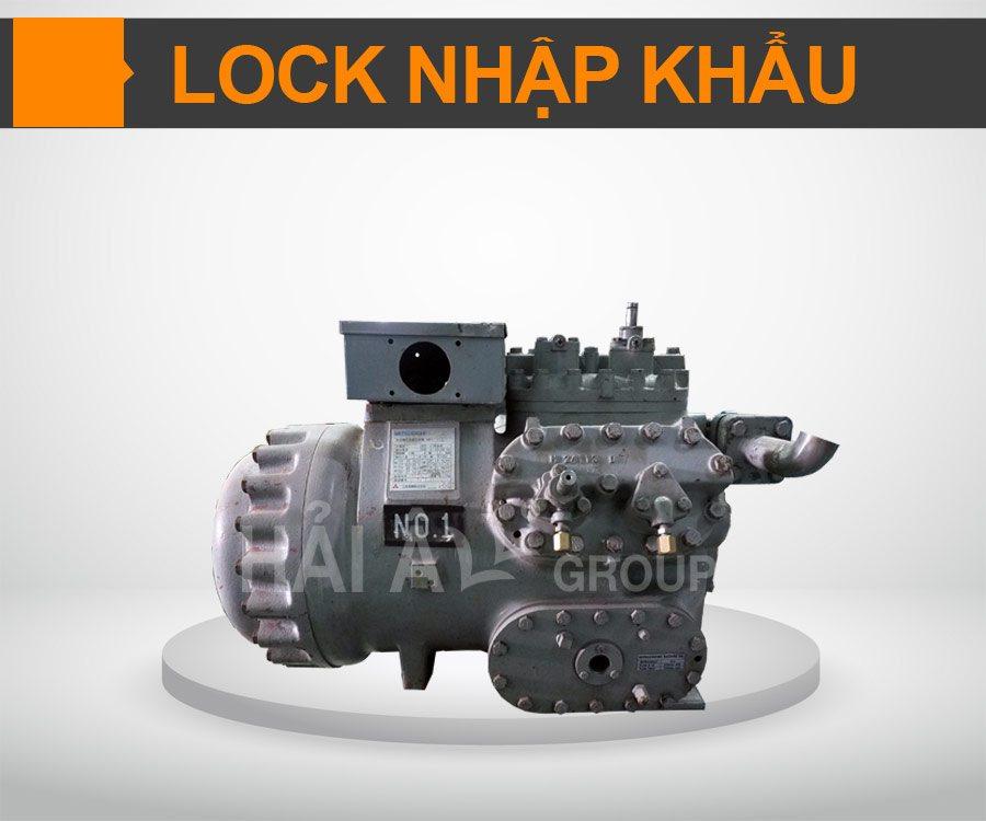 lock máy đá công nghiệp hải âu nhập khẩu