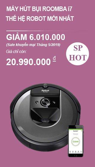 Máy hút bụi Roomba I7