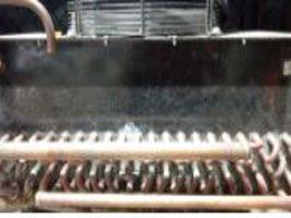 Dàn nóng máy làm đá viên