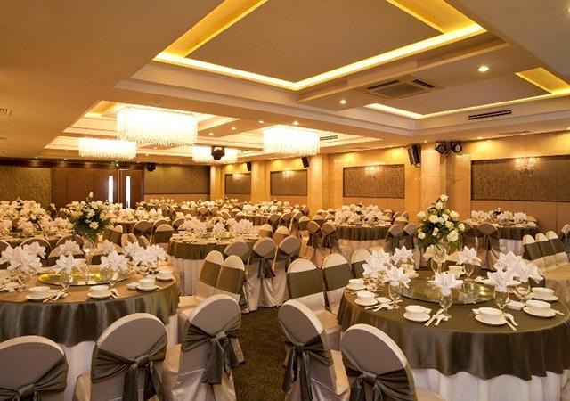 Nhà hàng - trung tâm tổ chức sự kiện