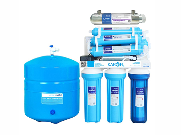 Máy lọc nước KT-ERO80 KAROFI