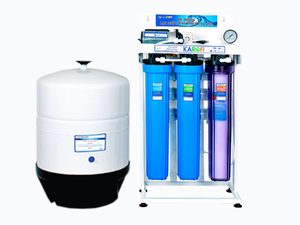 Máy lọc nước bán CN KT-KB50 KAROFI