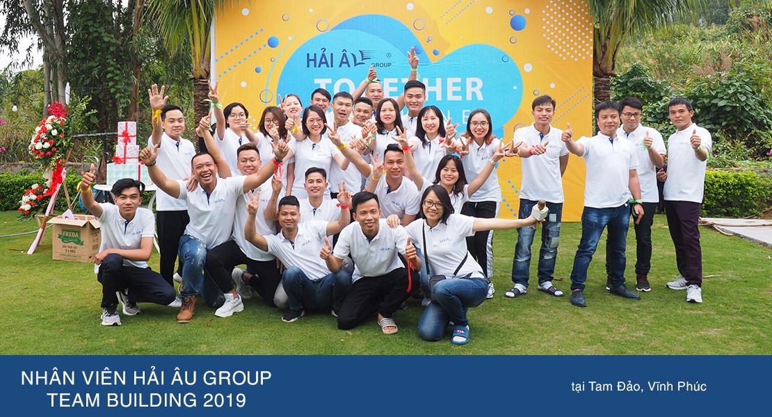 Team Building Hải Âu 2019