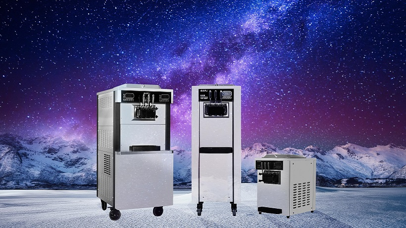 ra mắt máy làm kem P Hải Âu cao cấp