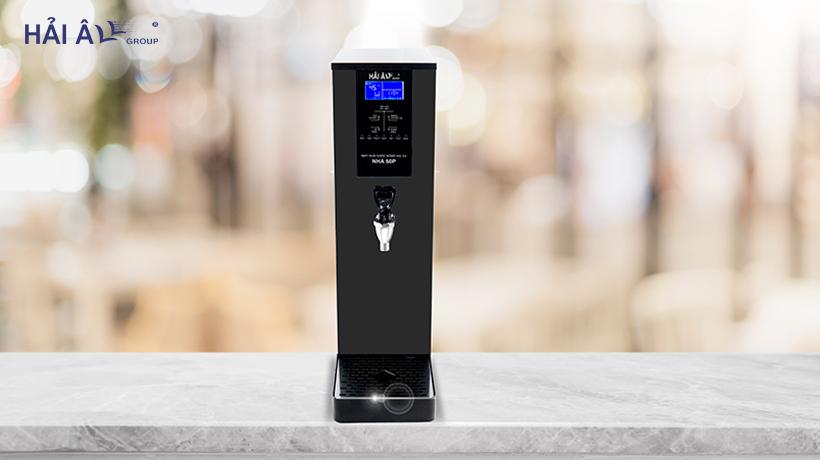 máy đun nước nóng máy pha chế trà sữa