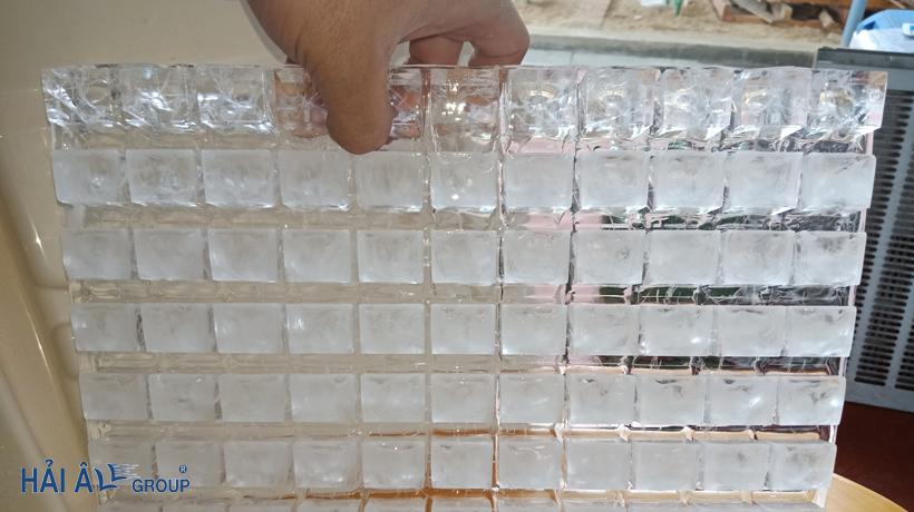 máy làm đá viên ở Hà Nội đá sạch