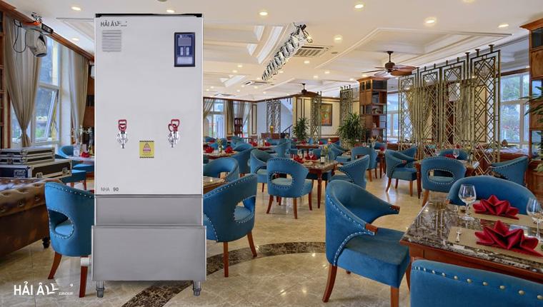 máy đun nước công nghiệp kinh doanh nhà hàng