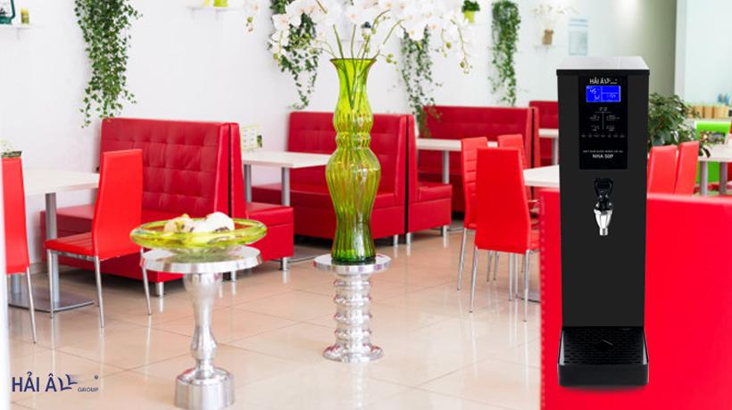 máy đun nước nóng cao cấp hải âu cho nhà hàng