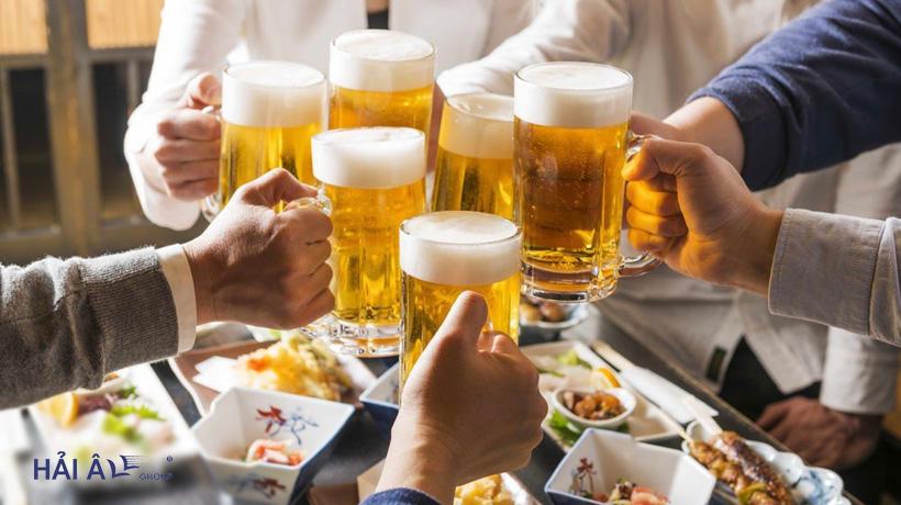 quán bia-mô hình kinh doanh tiềm năng tại khu công nghiệp