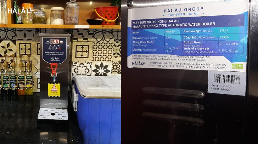 thương hiệu máy đun nước nóng chất lượng
