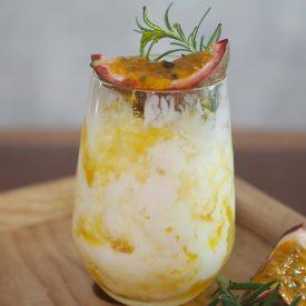 sữa chua chanh dây Hải Âu Group