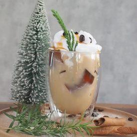 Frozen caramel ngon mê ly