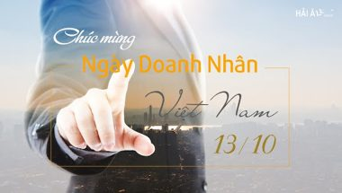 Hải Âu Group – Chào Mừng Ngày Doanh Nhân Việt Nam